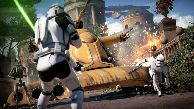 «Star Wars: Battlefront II»: que la Fuerza te acompañe