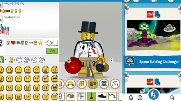 Lego Life, una red social pensada para la creatividad de los menores