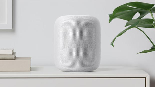 Apple retrasa hasta 2018 la llegada de HomePod, su altavoz inteligente