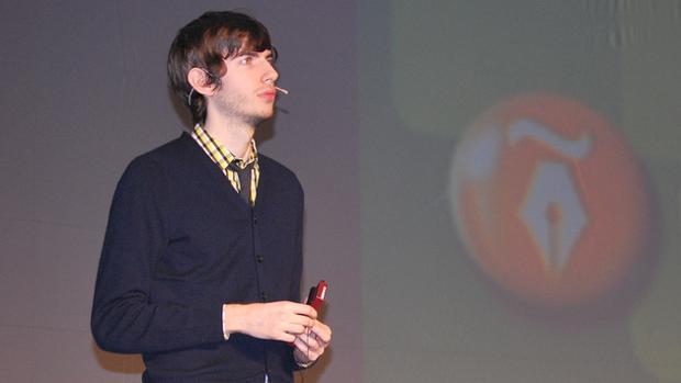 David Karp, creador de Tumblr