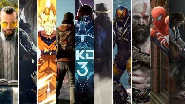 Resultado de imagen para los juegos mas esperados del 2018