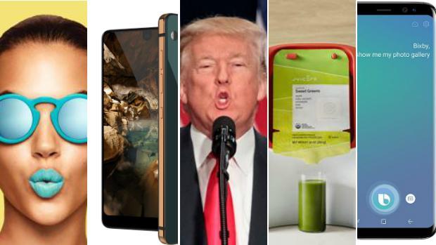 De las gafas de Snapchat a los fallos del Mac: los fiascos tecnológicos más sonados en 2017