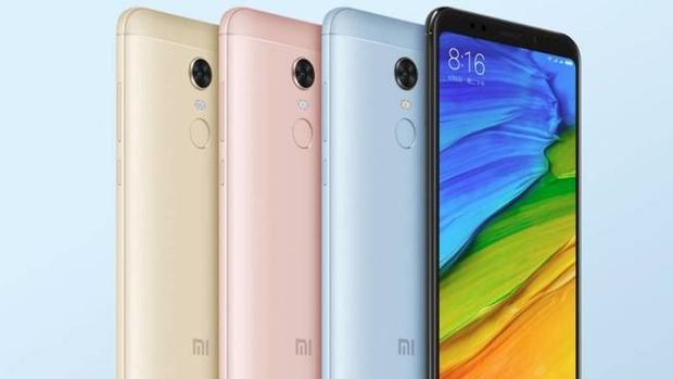 Xiaomi rompe la gama media con Redmi 5: potencia y pantalla sin bordes por un sorprendente precio