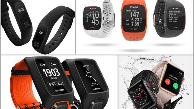Del Apple Watch al Fitbit Ionic: los mejores dispositivos «wearables» de 2017
