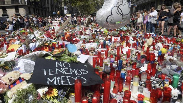 Los atentados en Cataluña y el desafío secesionista, lo más comentado de Facebook en España