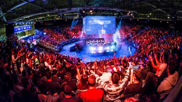 La octava edición de Gamergy reunió a 40.000 espectadores presenciales y más de un millón online