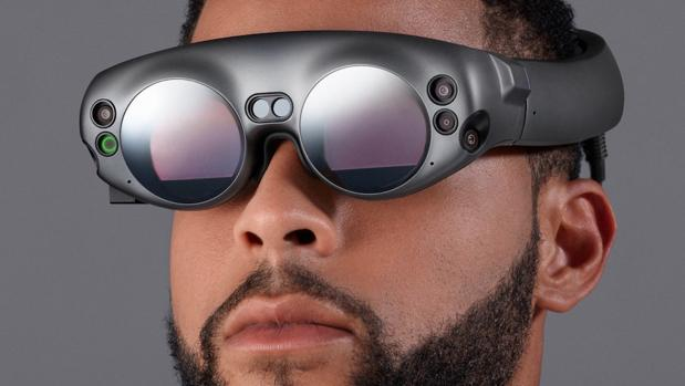 Magic Leap One, las futuristas gafas de realidad mixta se muestran por primera vez