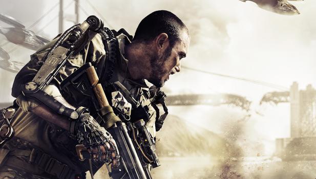 Fotograma del videojuego «Call of Duty»