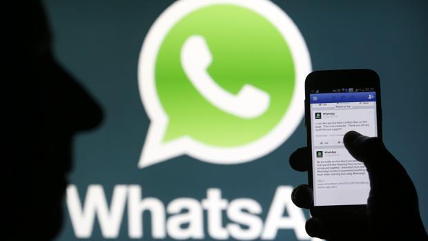 WhatsApp bate en Nochevieja su récord mundial: se enviaron 75.000 millones mensajes