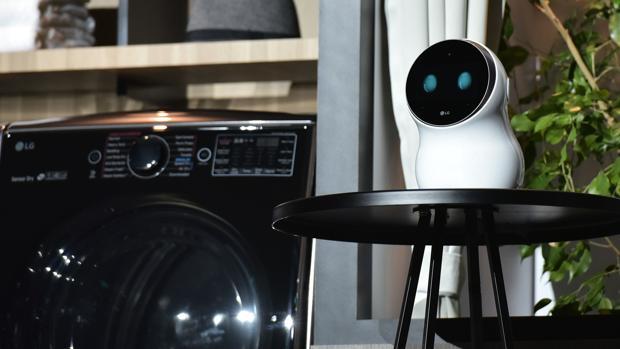 Cloi, el robot de uso doméstico de LG