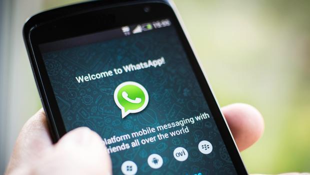 Videollamadas en grupo y «stickers», lo nuevo de WhatsApp en 2018