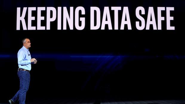 Brian Krzanich, jefe de Intel: los fallos de los chips están bajo control