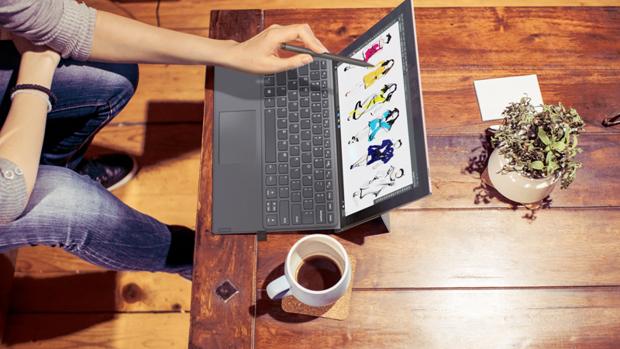 Miix 630, el nuevo portátil convertible de Lenovo con 20 horas de autonomía
