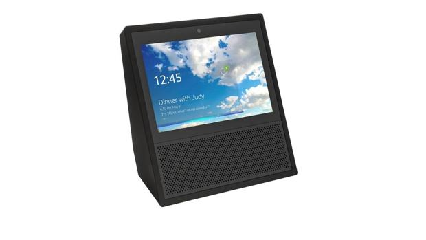 Detalle del dispositivo Echo Show de Amazon