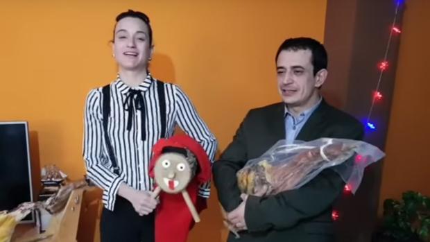 Silvia Charro y Simón Pérez: de explicar qué es el «plazo fijo» a «youtubers»