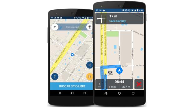 Parkifast: una «app» para encontrar aparcamiento cerca