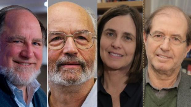 Los «padres» de la criptografía moderna, Premio BBVA Fronteras del Conocimiento