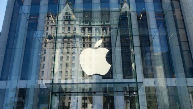 Apple Store en la Quinta Avenida de Nueva York