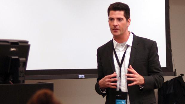 Anthony Sacito, vicepresidente de Educación de Microsoft