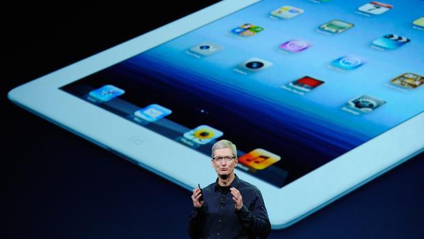 Tim Cook, consejero delegado de Apple: «No quiero que mi sobrino esté en redes sociales»