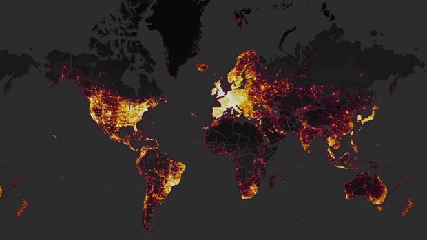 Cuando los datos son valiosos: el GPS de una «app» de fitness desvela la ubicación de bases secretas de EE.UU.