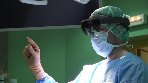 Lo que puede hacer la realidad mixta para mejorar el sector sanitario