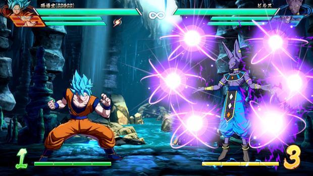 Dragon Ball FighterZ: destrucción masiva