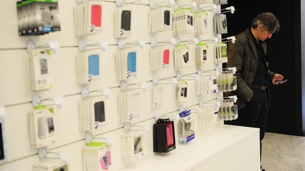 El mercado de los smartphones sufre su mayor caída histórica