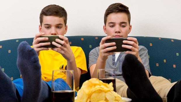El 22 por ciento de los niños de diez años o menos tiene acceso a las redes sociales