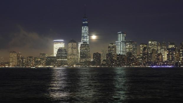 La costa de Nueva York