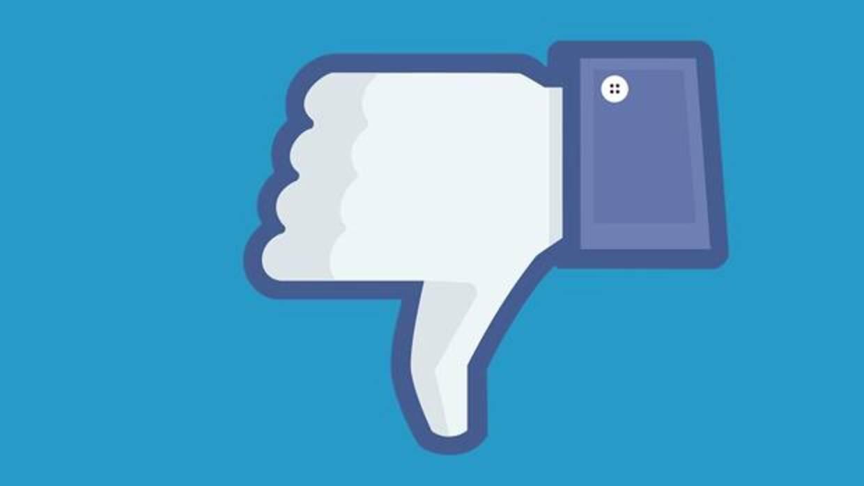 Facebook prueba un botón «No me gusta»