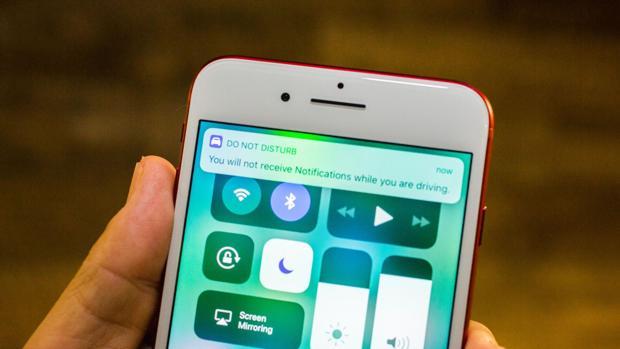 Detalle de la plataforma iOS 11, la más actual de la compañía norteamericana Apple