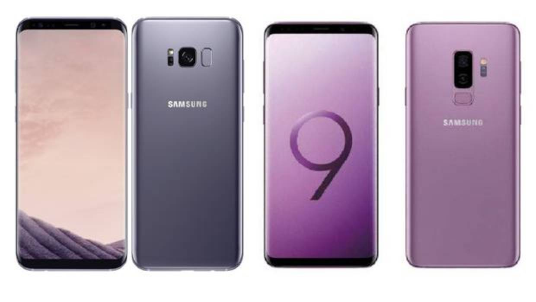 Samsung Galaxy S9 Pushnachrichten