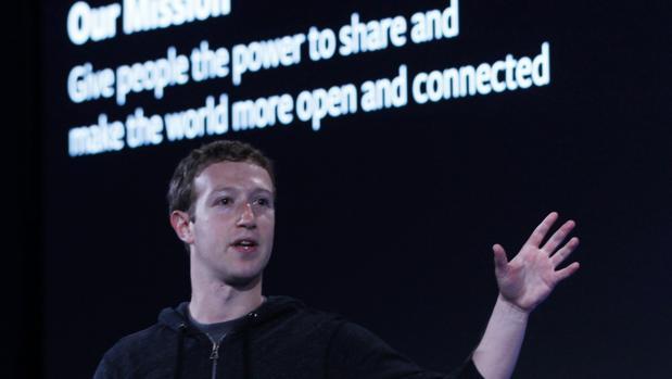 Facebook posee datos personales de casi la mitad de los europeos