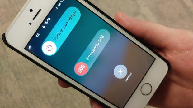 El modo «SOS» oculto en los iPhones