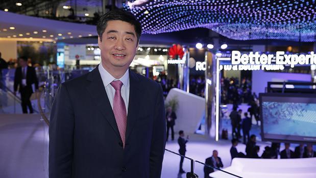 Ken Hu, CEO rotatorio de Huawei