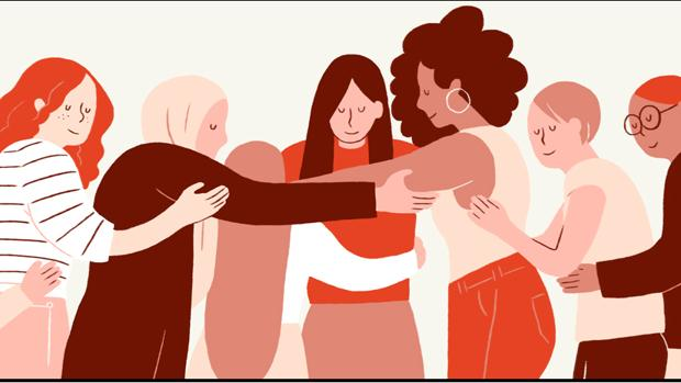 Google celebra el 8 de marzo con un doodle que cuenta la historia de doce mujeres a través de sus viñetas