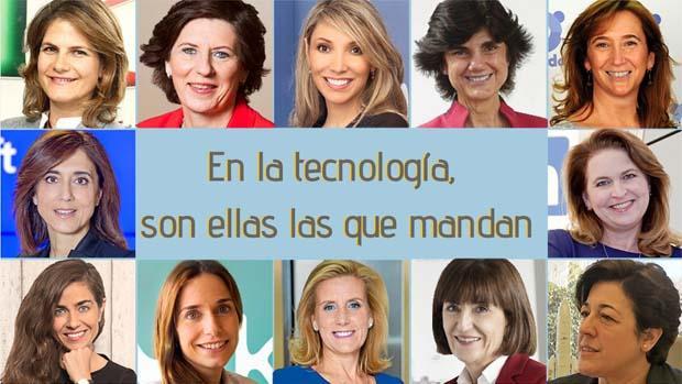 Las mujeres lideran la tecnología en España pero aún queda mucho trabajo para lograr la igualdad