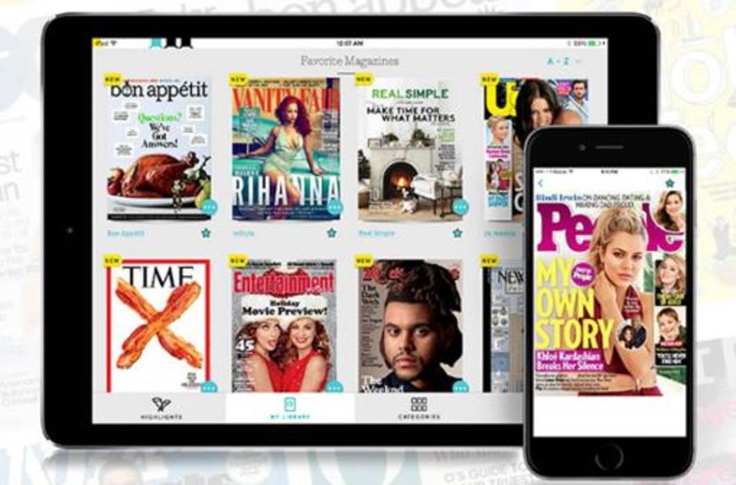Apple compra la «app» Texture, el «Netflix de las revistas»