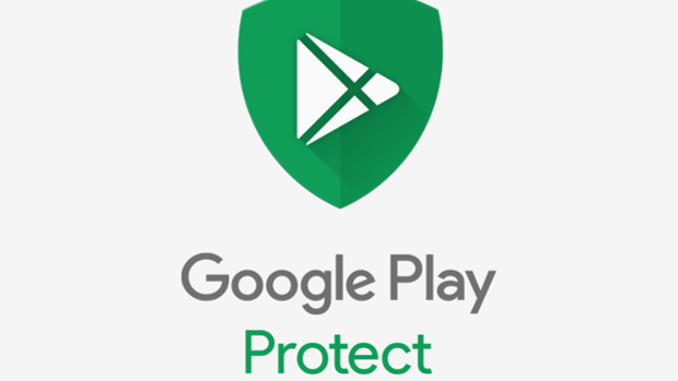 Captura de pantalla de Google Play Protect