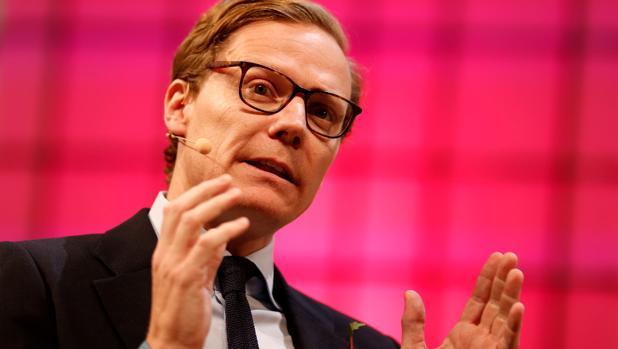 Alexander Nix, CEO de Cambridge Analytica: «Los datos que poseemos son benignos»