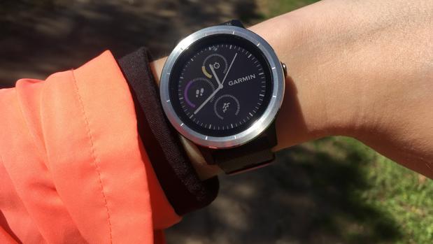 Reloj inteligente garmin mujer
