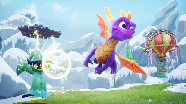 «Spyro Reignited Trilogy», la trilogía remasterizada del dragón más famoso