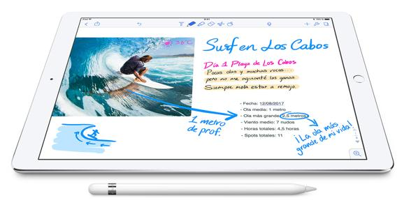 Aplicaciones Imprescindibles Para Sacar Partido Al Apple Pencil Y Al Ipad