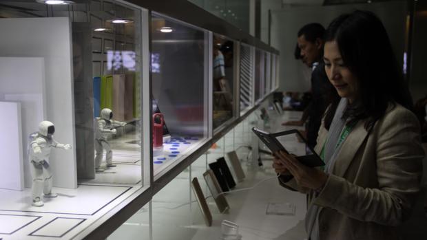 Sede de Huawei en China