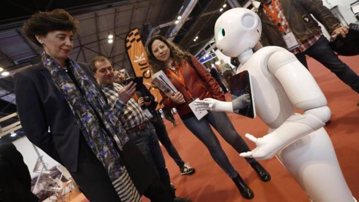 Robots que colaboran y no buscan tu puesto de trabajo