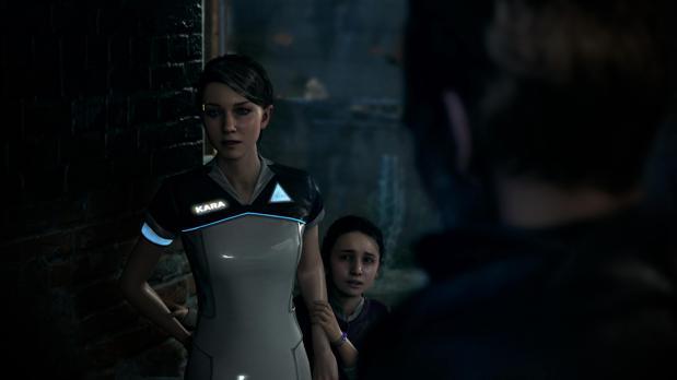 Detroit Become Human: ¿Es este el futuro que nos deparan los robots?