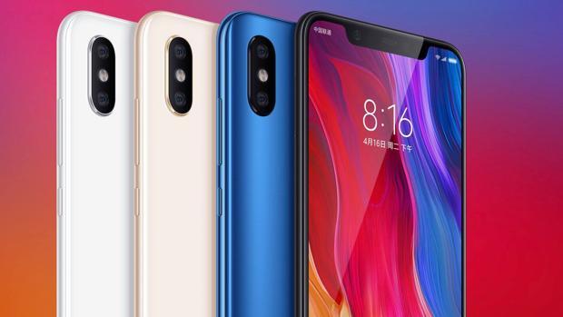 Así es el Xiaomi Mi8, la nueva bestia china que quiere comerse al iPhone X a la mitad de precio