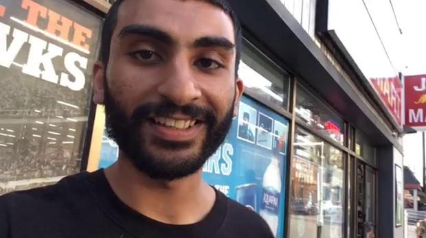 Un «youtuber» causa el pánico con una falsa amenaza de bomba y lo retransmite en directo
