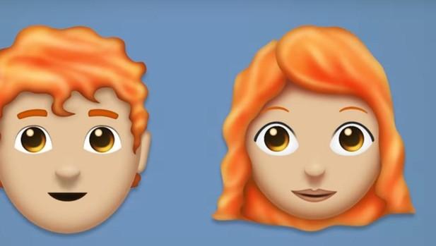 Pelirrojos, pies e hipopótamos: estos son los 66 nuevos «emojis» que llegan a tu móvil